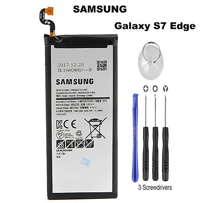 OEM Genuine Original EB-BG935ABA Battery For Samsung Galaxy S7 Edge G935 +Tools