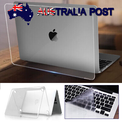 "For 2019 MacBook Pro 13"" A2159 Transparent Clear Hard Case Shell Cover Protector"