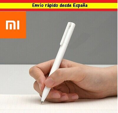Boligrafo Xiaomi Pen Neutral de Gel 0,5mm  tinta negra