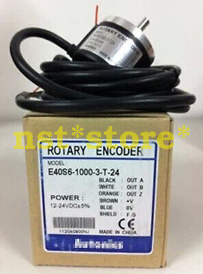 For Autonics Encoder E40S6-1000-3-T-24