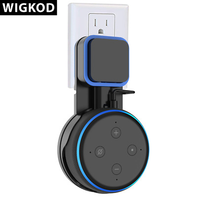 Outlet Wall Mount For Amazon Echo Dot 3rd Generation Holder Bracket