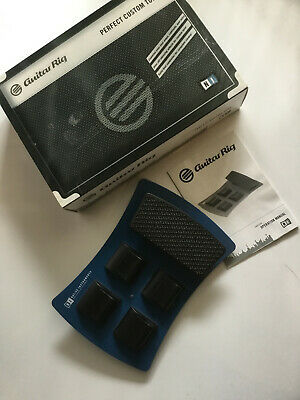 Native Instruments Rig Kontrol 1 Guitar Multi-effects Pedal ONLY, Great Shape!