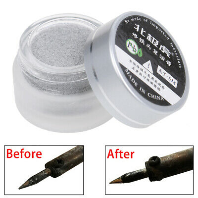 Repair Electrical Soldering Iron Tip Refresher Clean Paste For Oxide Iron TipM8Y