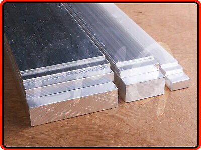 Aluminium Flat Bar║DISCOUNTED due to defect║25% off applied to basket