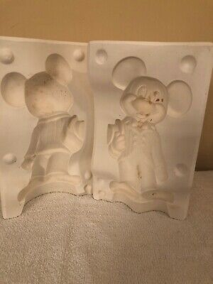 Walt Disney Productions Mickey Mouse 8000 Ceramic Casting Mold