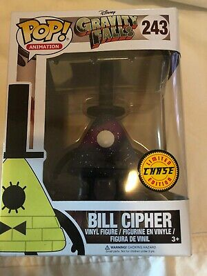Gravity Falls Bill Cipher No Funko Pop Animation 12376 CHASE LIMITED EDITION