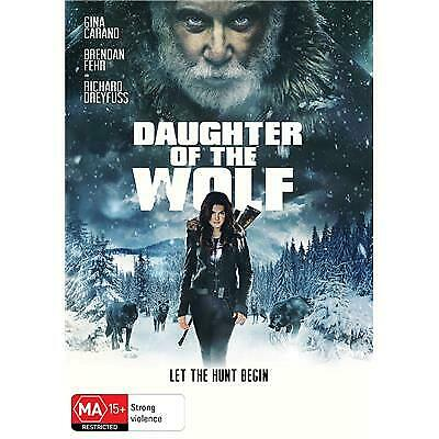 Daughter Of The Wolf Dvd, New & Sealed, 2019 Release, Free Postage