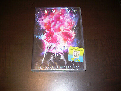 The Complete First Season 1 One NEW Sealed LEGION DVD 2018