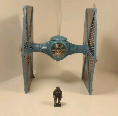 Vintage Star Wars Tie Fighter Vehicle Micro Collection 1982 Kenner