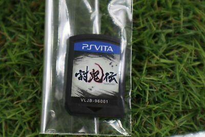 Cartridge only Used Toukiden Playstaion PS Vita from Japan