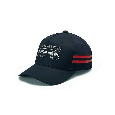 Aston Martin Red Bull Racing F1 Official Adults 'Injection pack' Cap - 2019