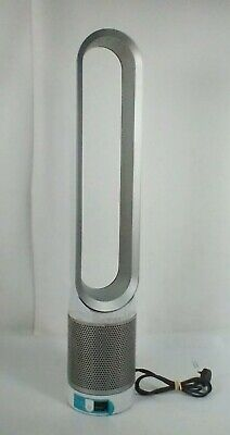 = Dyson Pure Cool Link TP02 Wi-Fi Enabled Air Purifier Tower Fan NO Remote 13:21