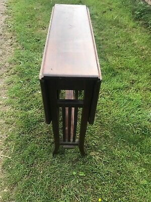 Mahogany Edwardian Sutherland Table