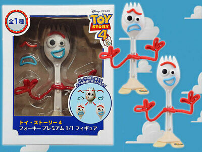 Toy Story 4  Forky Figure SEGA Amusement giveaway Not for sale Japan Limted