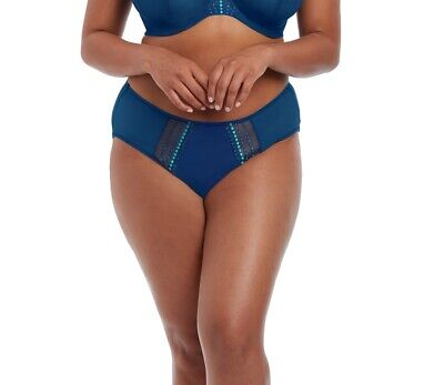 Elomi Matilda Brief - Petrol Blue
