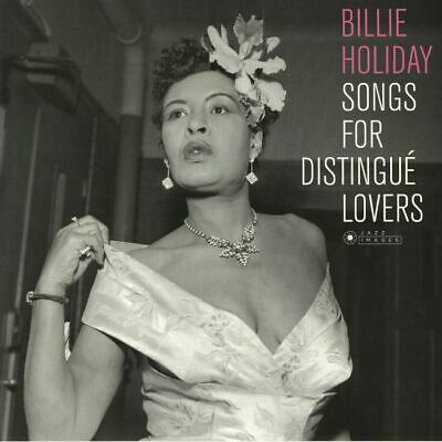 HOLIDAY, Billie - Songs For Distingue Lovers (Deluxe Edition) (reissue) - LP