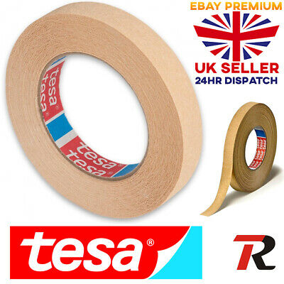 Masking Tape 15mm Highly Crepe Tesa Quality Indoor Outdoor Painting Decorating