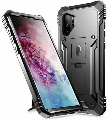 Galaxy Note 10 Plus / Note 9 Case,Poetic Shockproof Cover Built-In Kick-stand