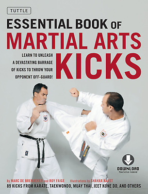 The street fighting techniques / book / different martial arts/ e-version