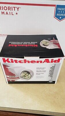 KitchenAid Food Slicer and Shredder Attachment New In Box