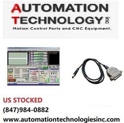 Free shipping UC100-6 Axis USB MOTION CONTROLLER with Mach3 Software License