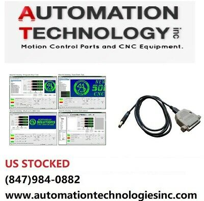 Free shipping UC100 - 6 Axis USB MOTION CONTROLLER with MACH4 Software License