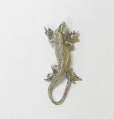 Pewter Pendant Charm Made in USA in Designs of Leaf, frog, Iguana, sword etc