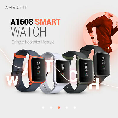 Xiaomi Huami AMAZFIT BIP A1608 Smart Watch GPS Heart Rate Monitor Global Version