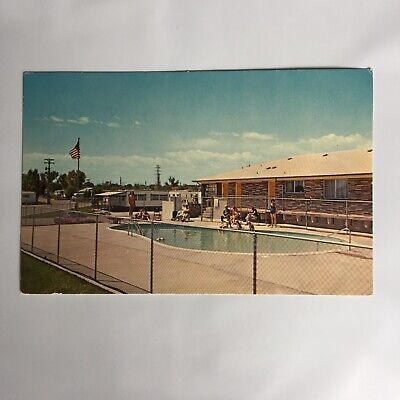 Shady Meadows Mobile Home Park 2075 Potomac St. Aurora Colorado  Postcard
