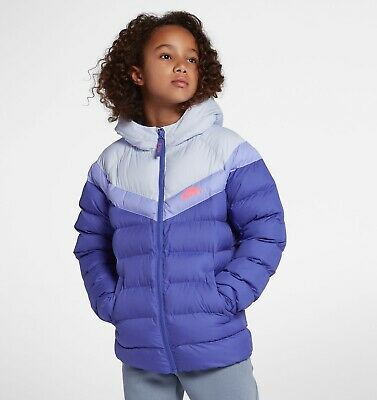 Nike Sportswear Older Kids' Synthetic Fill Jacket 939554-554 (age 10-12 Medium)