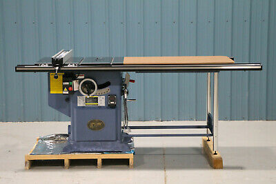 """Oliver 4016.003-A001 10"""" Pro Table Saw 5Hp 1Ph w/52"""""""