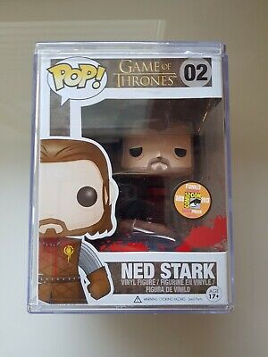 Funko Pop Headless Ned Stark