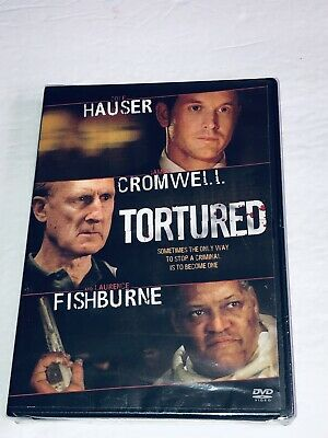 Tortured (DVD, 2008, Widescreen) Laurence Fishburne, James Cromwell, 11T