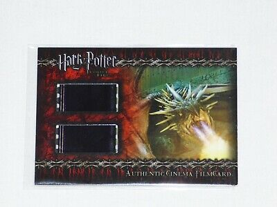Harry Potter & The Goblet Of Fire #126/300 Cfc3 Film Card In Mint Condition