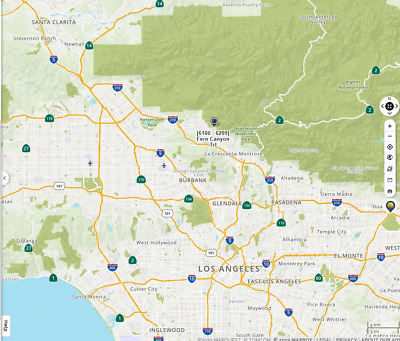 Land in the Hearth of Los Angeles (Tujunga, CA) Los Angeles County