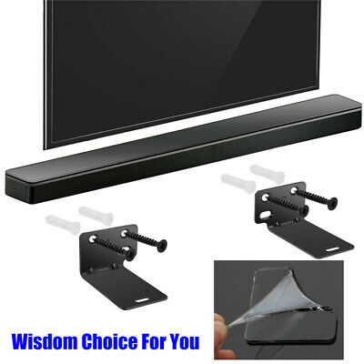 Wall Mount Bracket Kit For VIZIO SB3821-C6 38-Inch 2.1 Channel Sound Bar