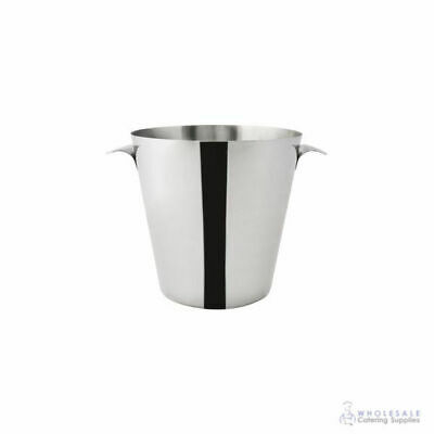 Wine Cooler 165mm Mirror Polished Finish Stainless Steel Bottle Chiller Bucket
