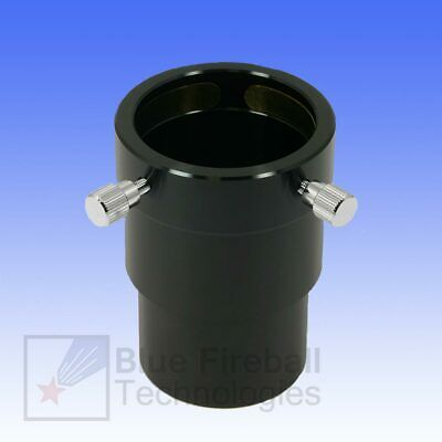 """Blue Fireball 2"""" Eyepiece Extension Tube with 50mm (1.97"""") Extension  # X-04"""