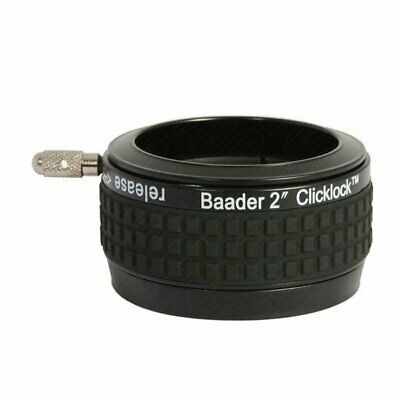 "Baader 2"" Clicklock Eyepiece Clamp for Celestron & SkyWatcher Refractor 2956256"