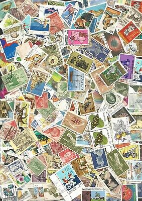 Bulk Lot Australian Stamps Pre Dec & Dec Used From Old Estate Random Mix  39/42