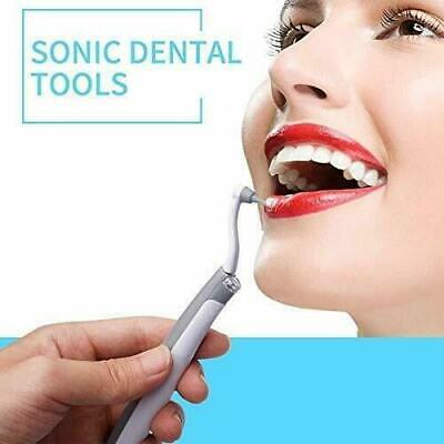 Sonic Electric Dental Scaler Calculus Remover Teeth Stain Removal Tartar AU