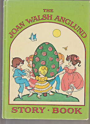 THE JOAN WALSH ANGLUND STORY BOOK ~ Large Vintage Glossy Hardcover Book