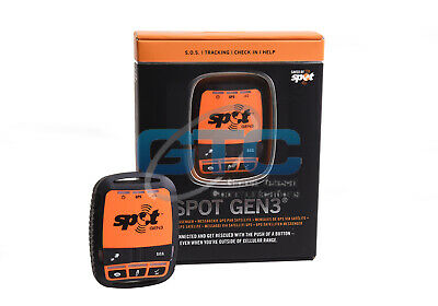 SPOT Gen3 Satellite GPS Tracker with 50% Off Subscription Plan EX-DEMO 033