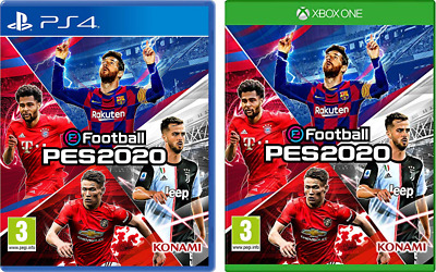 eFootball PES 2020 (PS4 & Xbox One) - Fast UK delivery