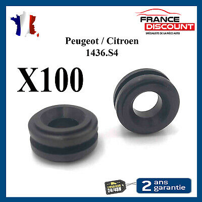 X100 Silent-Bloc circuit admission air filtre support 1436.S4 PSA 1.6 HDI 1436S4