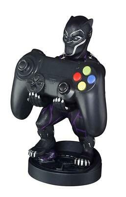 Marvel Black Panther Cable Guy Collectible Controller Phone Stand Holder Figure