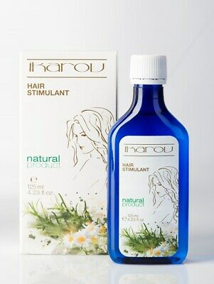 Ikarov Hair Stimulant Oil For Women  125ml for All Hair Types