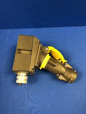 Hydra 2P Legrand 519 20 Plug And Receptacle