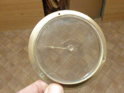 "Good Barometer 3 11/16"" Bezel-Bevelled Glass -Hand-Set Knob (L3) --Post Free"