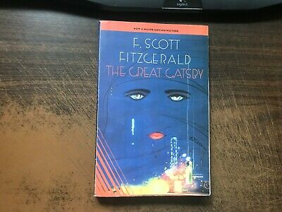 The Great Gatsby by F. Scott Fitzgerald Trade Paperback 2004